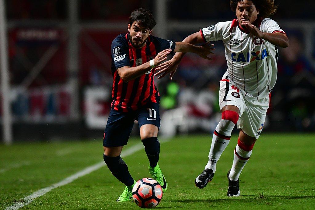 Atlético x San Lorenzo