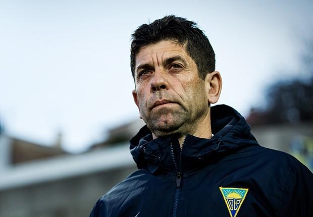 Atlético-PR contrata Fabiano Soares, ex-Estoril, para ser o novo treinador