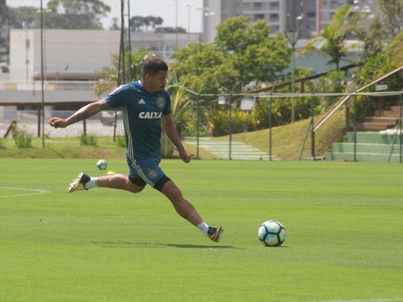 Gols de Coritiba 1 x 2 São Paulo — Brasileiro