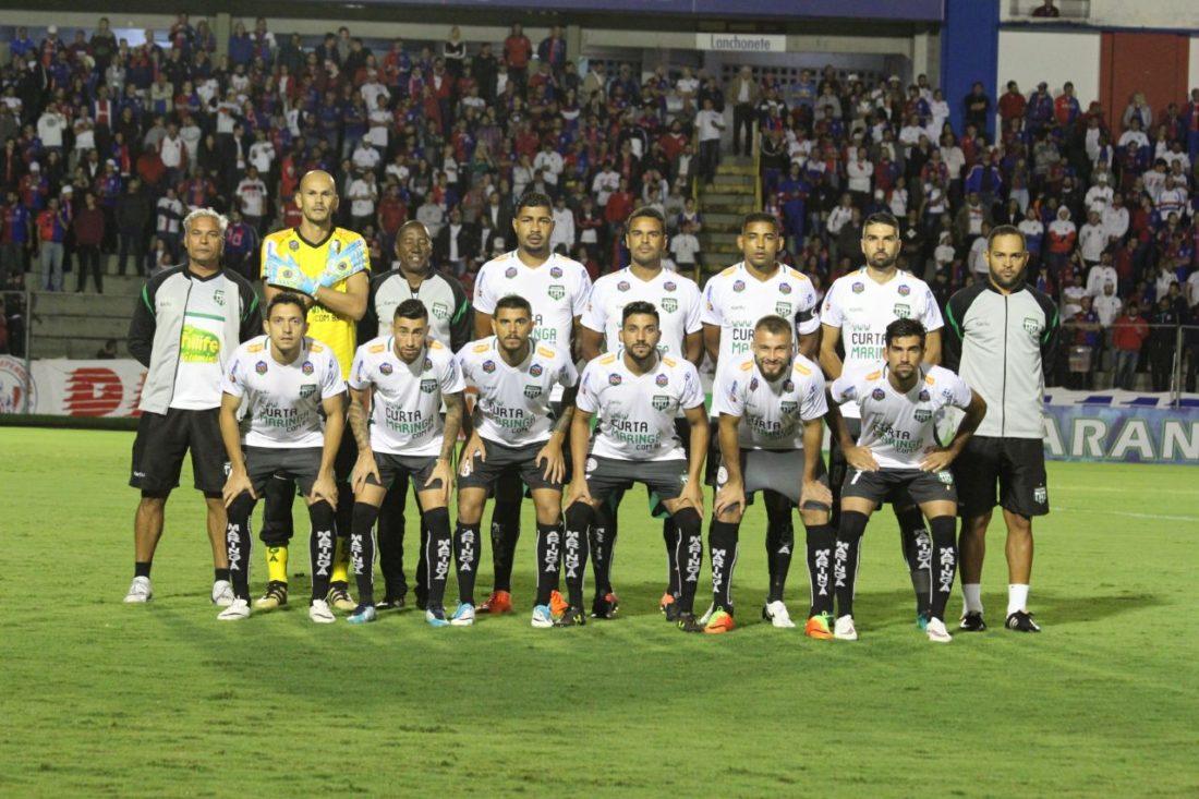 Maringá FC e Atlético-PR decidem vaga em Curitiba